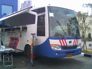 Lokasi SIM Keliling Jakarta 08/01/2013